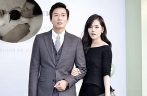 Vợ chồng Han Ga In tổ chức tiệc mừng 100 ngày cho con gái