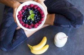 10 thực phẩm cực tốt cho người chăm tập yoga