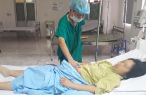 Suýt mất mạng vì bị băng huyết nặng do tự ý uống thuốc phá thai