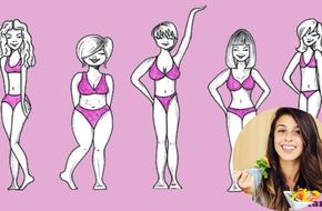 Đừng chỉ hì hụi tập luyện đến đổ mồ hôi mà hãy kết hợp ăn uống đúng tạng người mới giảm cân được
