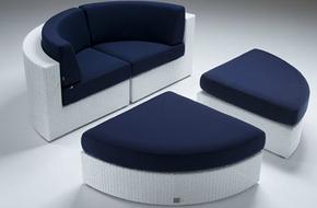 Xiêu lòng với những mẫu ghế sofa tròn vừa đẹp vừa thoải mái