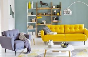 Tư vấn và bố trí nội thất căn hộ 57m² thông thoáng và hiện đại cho chủ nhà 9x