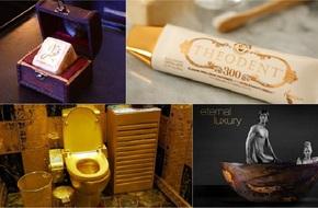 Choáng với 7 món đồ dùng phòng tắm xa xỉ bậc nhất thế giới