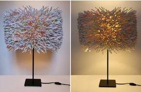 Những ý tưởng sáng tạo bất tận với ống hút để trang trí nhà