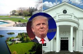 Biệt thự triệu đô của tý phú Donald Trum - người có nhiều khả năng sẽ kế nhiệm Obama
