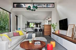 Tư vấn thiết kế nhà phố với phong cách hiện đại cho cặp vợ chồng 8x