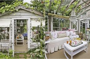 Những ngôi nhà nhỏ giữa vườn sẽ khiến bạn thích ngay từ cái nhìn đầu tiên