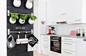 Những giải pháp vừa tiện vừa đẹp để trang trí tường trống trong nhà