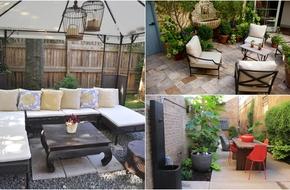 Đã mắt với 3 thiết kế sân vườn nhỏ nhưng ngập tràn cảm hứng