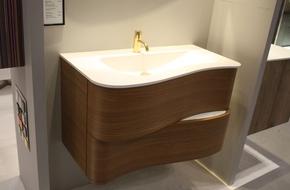 5 mẫu bồn rửa mặt đẹp lung linh cho phòng tắm