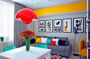 Mỗi căn phòng là 1 trường phái nghệ thuật, đây chính là lý do khiến bạn phải ngơ ngẩn vì căn hộ này