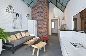 100 triệu đồng để xây nhà và sắm nội thất, KTS đã giúp vợ chồng trẻ có không gian sống đẹp ngoài sức tưởng tượng