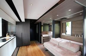 Căn hộ nhỏ 28m² có đầy đủ từ phòng giải trí đến chỗ tập gym