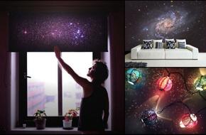 19 ý tưởng thiết kế nội thất theo chủ đề vũ trụ
