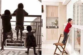 Những kiểu ban công đẹp được nhiều nhà ưa chuộng nhưng tiềm ẩn nguy hiểm với trẻ nhỏ