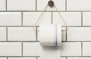 14 mẫu thiết kế hộp đựng giấy vệ sinh cho người thích phong cách tối giản