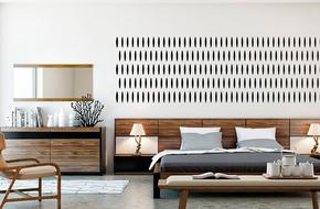 Những phòng ngủ đẹp tinh tế nhờ sự kết hợp hài hòa giữa ánh sáng và gam màu trắng