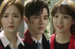 Park Min Young sững sờ khi thấy Yoo Seung Ho thân mật với con gái tài phiệt