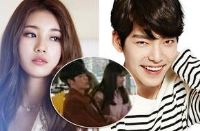 Kim Woo Bin - Suzy như cặp đôi hoàn hảo trong hậu trường phim mới