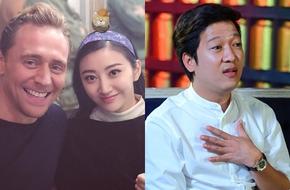 """""""Đệ nhất mỹ nữ Bắc Kinh"""" tới VN; Trường Giang thấy bình thường khi hôn diễn viên nữ"""