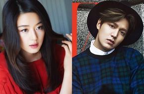 """Fan """"hú hét"""" trước tin Jun Ji Hyun có thể đóng phim cùng Lee Min Ho"""