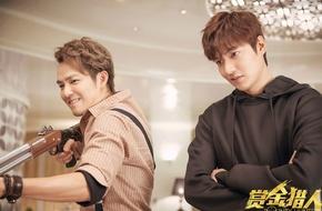 Lee Min Ho cứ việc đánh đấm, phần tỏa sáng để Chung Hán Lương lo!