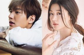 """Sốc với """"nhan sắc"""" cặp diễn viên đóng thế Lee Min Ho - Jun Ji Hyun"""