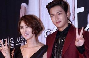 """Mẹ"" Lee Min Ho hội ngộ ""con trai"" sau 3 năm"