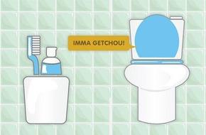 4 sai lầm trong việc bảo quản bàn chải đánh răng