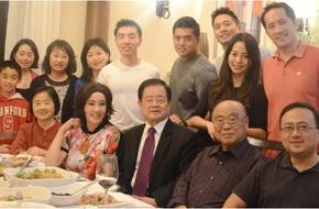 Chồng Lưu Hiểu Khánh lần đầu lộ diện sau 2 năm tổ chức đám cưới