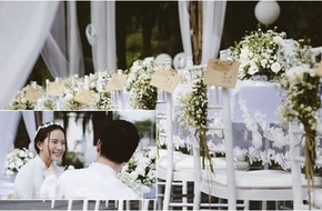 Lộ ảnh đính hôn đẹp lung linh của Phan Như Thảo và chồng cũ Ngọc Thúy