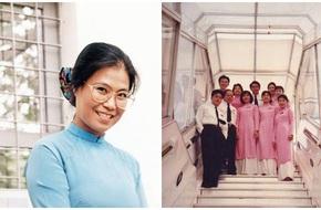 Cựu đoàn trưởng Đoàn tiếp viên VN Airlines: Tiếp viên hàng không là nghề bạc bẽo