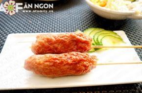 Nem nướng Nha Trang - ăn một lần nhớ mãi