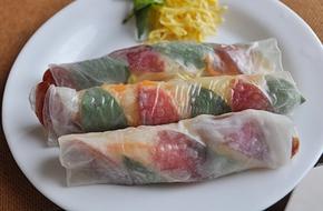 Bò bía - món ăn vặt nổi tiếng từ miền Nam