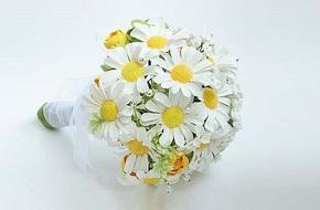 """Khéo tay tự làm hoa cưới """"vĩnh cửu"""" tuyệt đẹp"""