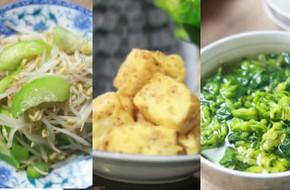 Thực đơn cơm chay làm nhanh ăn ngon cho ngày đầu tháng