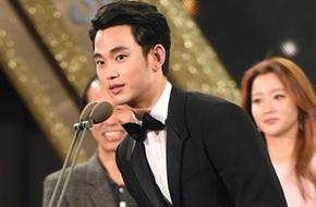 Kim Soo Hyun lại gây tranh cãi vì vượt mặt Joo Won, Ji Sung