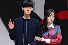 """""""Nàng Cỏ"""" Goo Hye Sun và mỹ nam """"Vì sao đưa anh tới"""" xác nhận hẹn hò"""