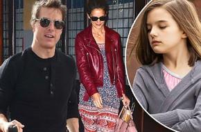 Tom Cruise bị chỉ trích khi cáo bận trong ngày sinh nhật lần thứ 10 của Suri