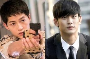 """Clip chế bá đạo về """"chuyện tình"""" Song Joong Ki - Kim Soo Hyun"""