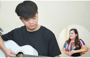 Quang Anh The Voice Kid: 'Em từng chặn cửa không cho ai đến tán tỉnh mẹ'