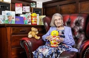 Bà cụ 109 tuổi cả đời không dính dáng đến đàn ông để sống lâu