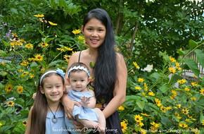 Mẹ cô bé gốc Việt nói được 3 thứ tiếng chia sẻ cách dạy con nói tiếng mẹ đẻ cực đỉnh