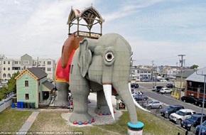 Những ngôi nhà hình động vật kỳ dị nhất thế giới
