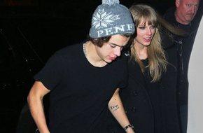 Harry thừa nhận đang yêu Taylor Swift