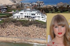 Fan cuồng cố gắng đột nhập nhà mới của Taylor Swift
