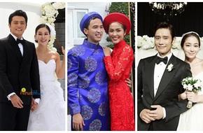Những đám cưới đình đám hội tụ dàn 'sao' khủng