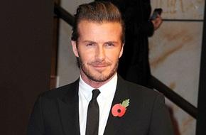 David Beckham vinh danh trong lễ trao giải Người đàn ông của năm