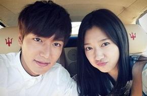 Lee Min Ho và Park Shin Hye mệt mỏi với tin đồn hẹn hò