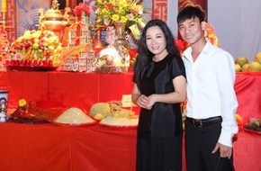 Rộ tin con trai Chế Linh sắp cưới Thanh Thanh Hiền